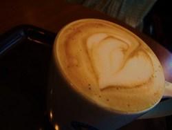 メイワンのカフェのコーヒー