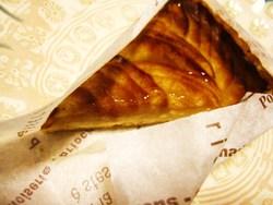 ケーキ屋さんのアップルパイ