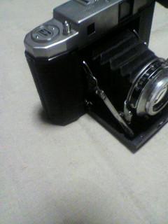 マミヤ6のカメラ