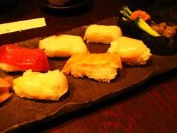 小樽食堂のディナー